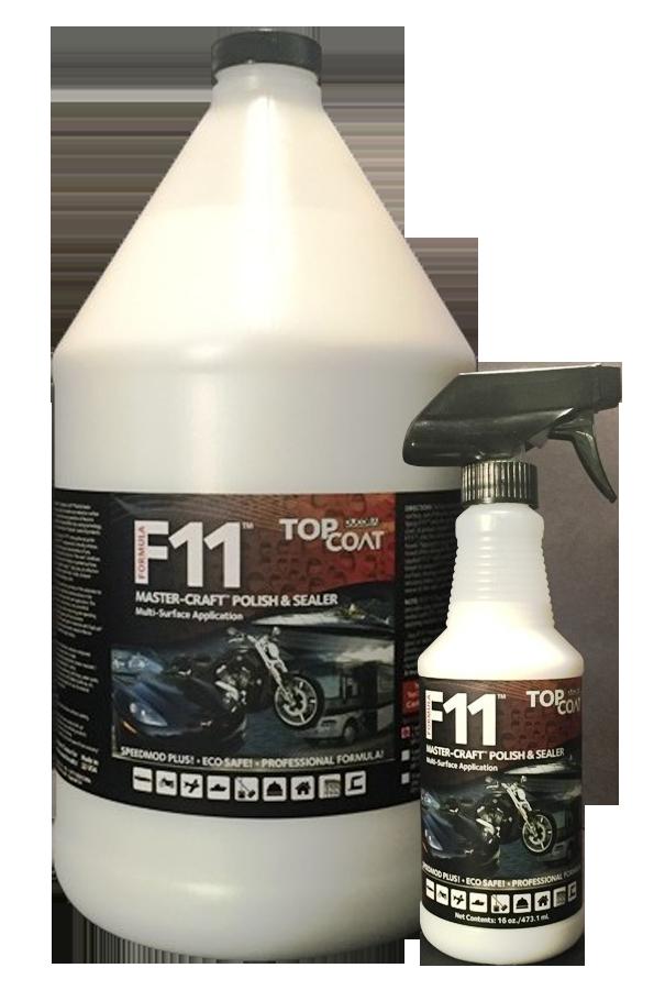 F11 Polish & Sealer